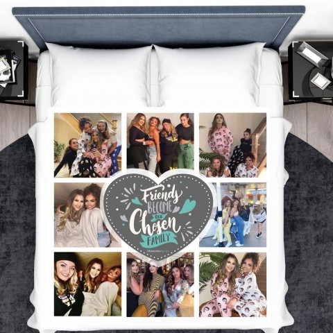 Friendship Photo Blanket