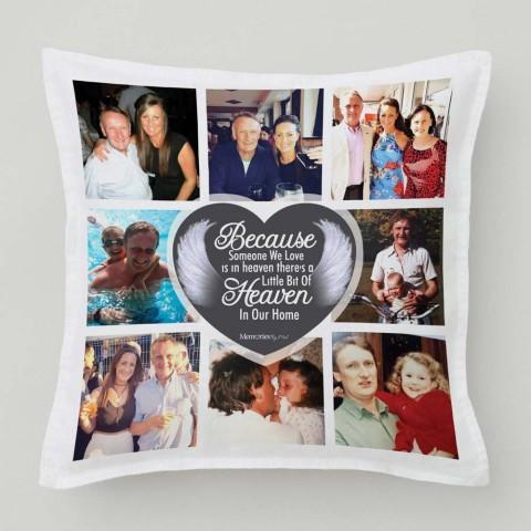 In Memory Photo Cushion