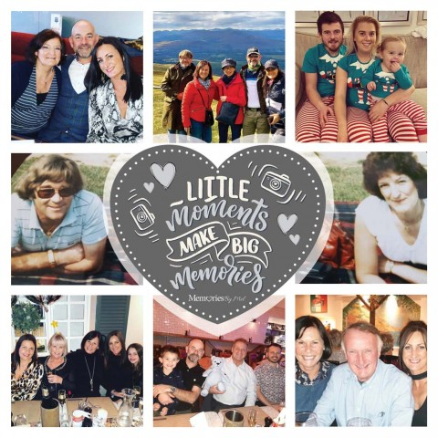 Little Moments Photo Blanket