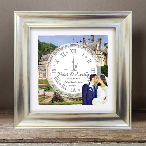 Precious Moments Wedding Frame