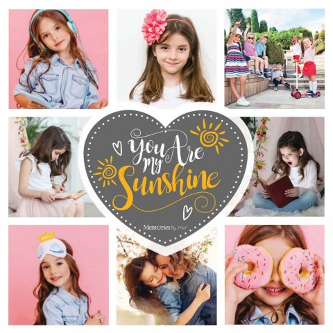 Sunshine Photo Blanket