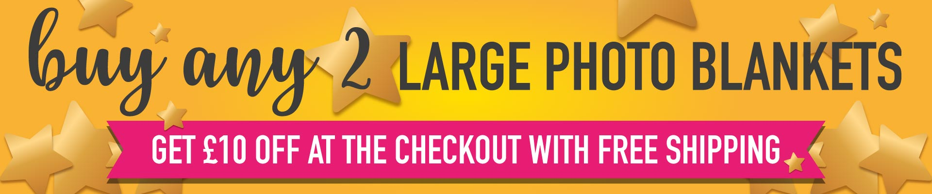 special offer banner product page